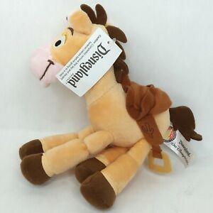 Toy Story Bullseye Horse plush soft Disneyland Small