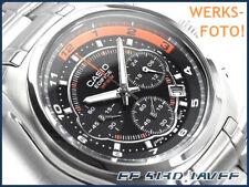 NEU-Wert-CHANCE CASIO EDIFICE EF-513D-1AVEF 2711 Watches Chronograp ArmbandUhr