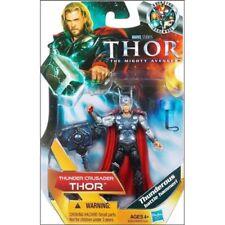 "Marvel Thor Avengers Assemble Thunder Crusader Thor 4"" Action Figure"