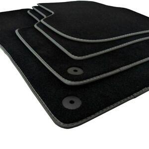 Textil Fußmatten für BMW 6 E60/63 ab Bj. 2003 Qualität Original