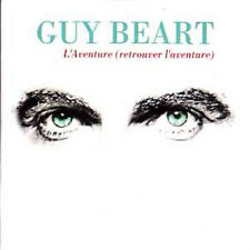CD Single Guy Béart	L'aventure retrouver l'aventure 2 Tracks CARD SLEEVE NEUF