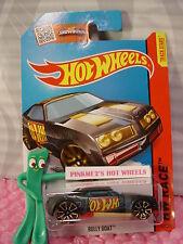 Case K/L 2015 i Hot Wheels BULLY GOAT #147∞Black/Red/Gold; TRAP5∞Race Team∞