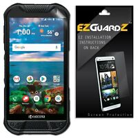 4X EZguardz New Screen Protector Cover HD 4X For Kyocera Duraforce Pro 2