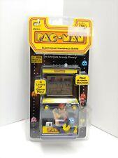 NEW 2005 Pac-Man Electronic Handheld Arcade Game SEALED