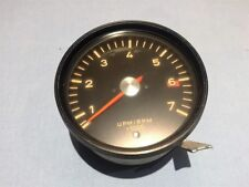1969 PORSCHE 911 VDO TACHOMETER-TACH UPM/RPM GAUGE 902-741-302-02