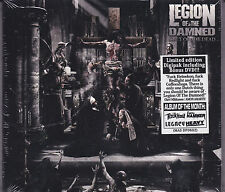 CD + DVD/cult of the Dead (Ltd. Ed.) de Legion of the opinion (2008)/NEUF!!!