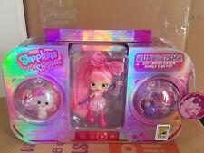 SDCC 2017 Exclusive UCC Shopkins Shoppies Doll Bubble Gum Pop Bubbleisha  #0075