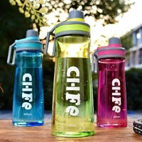 GI- GT- 800ml Big Capacity Outdoor Sport Water Bottle Tour Climbing Drinkware