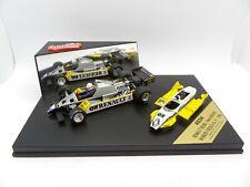 Renault RE30B René Arnoux #16 French GP 1982 4034 Quartzo 1/43 F1 en boite