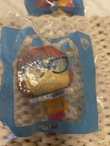 Scooby Doo! Bobblehead Toy McDonalds 2021: #5 VELMA Figure ~ NEW in package