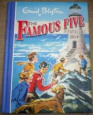 The Famous Five Annual 2014 : Enid Blyton : Hardback Book : Stories/Puzzles NEW