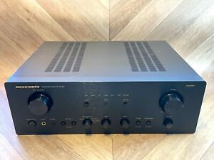 Marantz PM7200 Stereo Integrated Class A Amplifier Amp, Tested Working, Black
