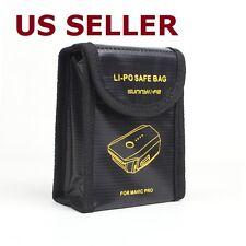 Lipo Battery Safe Bag Fire Resistant Storage Protector Case for DJI Mavic Pro