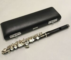 YAMAHA  Piccolo YPC-62 Grenadilla Wood Professional Model Expedited Shipping