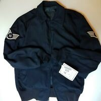 Defense Supply Center Philadelphia Wings Collection Military Jacket - Air Force