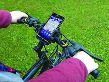 BICYCLE BIKE MOBLIE PHONE HOLDER IDEAL FOR SAT NAV ON PHONES SWCA16