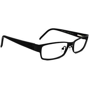 Hugo Boss Eyeglasses 0036/U 010G Titanium Black Rectangular Italy 54[]16 135