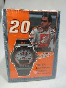 Timex Ironman Watch Tony Stewart # 20 Nascar The Home Depot New free shipping