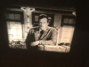 1950s Vintage Hollywood Gag Reel Host James Arness - Super 8mm Sound Black&White