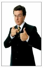 THE COLBERT REPORT POSTER ~ THUMBS UP 11x17 TV Stephen Comedy Central