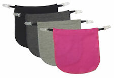 4 Pack Modesty Panel Insert With Garter Clip on Cami Panels  Various Color YSV1A
