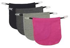 4 Pack modestia Panel insertar con Liga clip en los paneles de varios colores YSV1A Cami