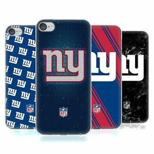 OFFICIAL NFL NEW YORK GIANTS ARTWORK SOFT GEL CASE FOR APPLE iPOD TOUCH MP3
