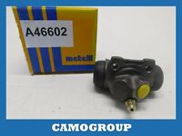 Cylinder Rear Brake Rear Wheel Brake Cylinder Metelli RENAULT 19 040600