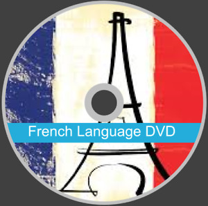 Learn how to speak FRENCH fluently for holidays IN 3 MONTHS - audio MP3 CD DVD