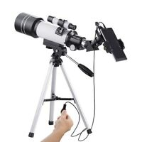 WR852 16x/66x70 High Definition High Times Astronomical Telescope with Tripod