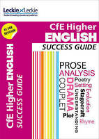 CfE Higher English Success Guide by Valentine, Iain|Leckie & Leckie (Paperback b