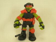 Viacom Teenage Mutant Ninja Turtles Figur Raphael mit Waffen