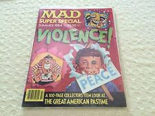 1984 Number Mad Magazine Mad Special Collectors Item