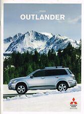 2006 Mitsubishi Outlander FOLLETO / CON / tabla de colores: LS,SE,LIMITED,AWD ,