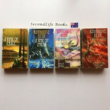 WESTLANDS CYCLE BOOKS 1-4 ~ Katharine Kerr A Time of Exile, Omens, War & Justice