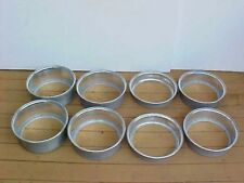 Porsche BBS Wheel Rim Lip Barrels_Ferrari_Competition Wheels_Full Set_NEW_OEM