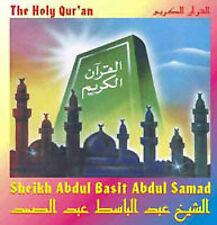 COMPLETE QURAN TARTEET RECITATION BY QARI ABDUL BASIT ABDUL SAMAD (26 AUDIO CD)