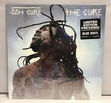 "Jah Cure- The Cure- BLUE LP 12"" Vinyl B870"