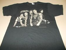 AVENGED SEVENFOLD -2008 OZ TOUR T-SHIRT-DATES ON REAR-SMALL -SEE DESC FOR SIZING