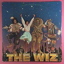 THE WIZ - Original Motion Soundtrack - Michael Jackson, Diana Ross, MCA 2-14000