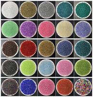 NEW DIY 15g 2mm 1000 PCS Lots Charm Czech Glass Seed beads Jewelry Making Craft
