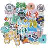 50Pcs Cartoon Waterproof Sticker to DIY Laptop Bicycle Helmet Car Deca№—