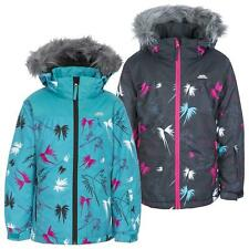 Trespass Beebear Girls Waterproof Insulated Ski Jacket