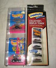 LOT OF 3 HOT WHEELS GREATER BAY MAKE A WISH TROPHY CUP CARS 1:64 W/JAMMERS CASE