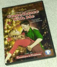Come Dance with Me DVD RARE Christmas