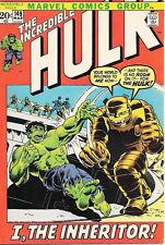 The Incredible Hulk Comic Book #149, Marvel Comics 1972 VERY FINE