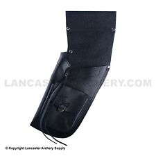 LEGACY LEATHER premium field quiver RH side Quiver Black  8560026