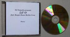 CD : DJ TOMEKK presents LIL' O feat. Boogie Down Berlin Crew 'Party' - rar!!