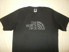 The Nort Face Short Sleeve Black T-Shirt Mens Large Excellent Condition