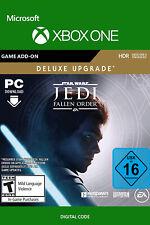 Xbox One Star Wars Jedi: Fallen Order - Deluxe Edition Digital Code - Global